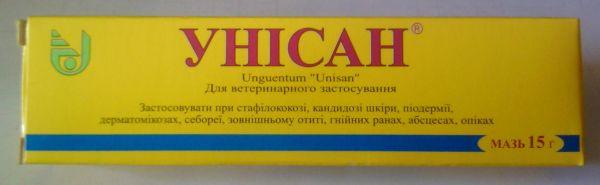 Мазь Унисан